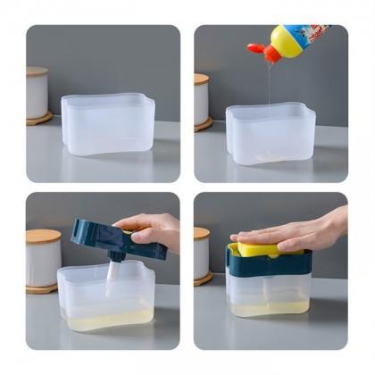 Dishwash/Soap Dispenser Sponge Holder