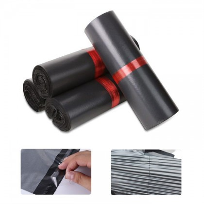 100pcs Courier Bag / Beg Kurier /Flyer Plastic Bag / Poslaju Mailing Bag