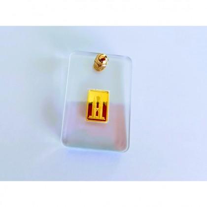 Tomei 1 gram Gold Bar 999.9 Jongkong Emas