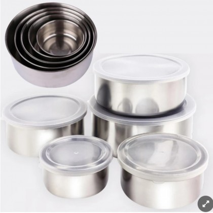 5 In 1-Stainless Steel Food Container