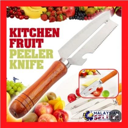 Fruit Peeling Scraping Kitchen Knife [ ZL-017 ]