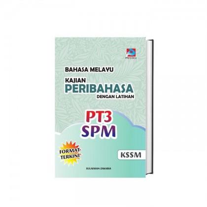 Buku Kajian Peribahasa Dengan Latihan PT3 & SPM